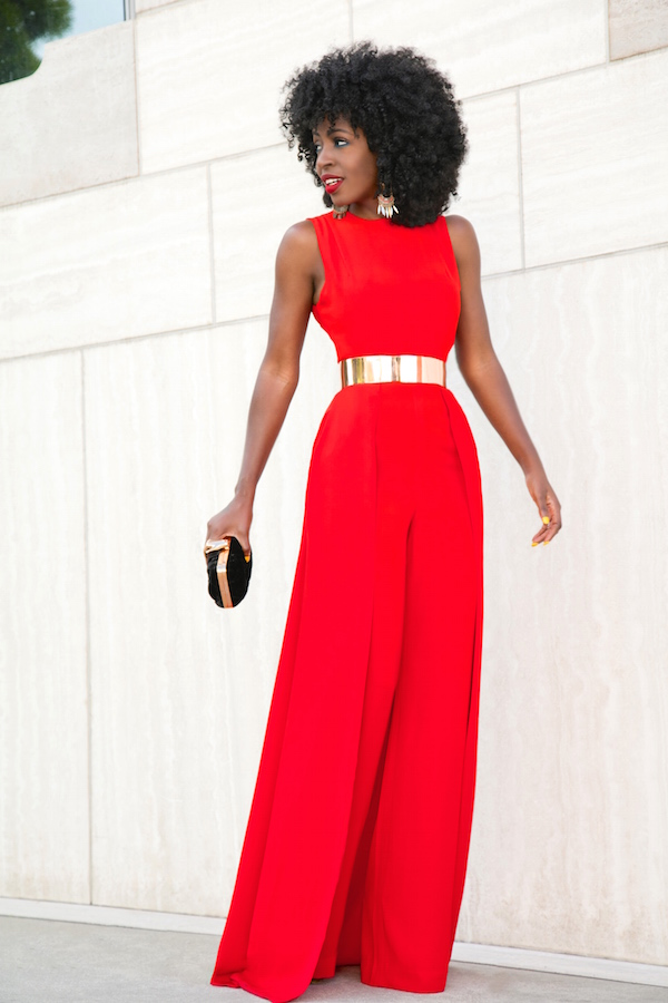 Style Pantry | Trail Cape Jumpsuit