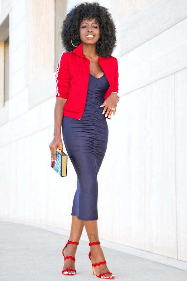 Style Focus: Folake Huntoon, Queen Of Smart Casual
